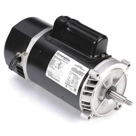 Motor Cap Start 2 HP 115/230V 56J by USA Marathon Jet/Well Pump Motors