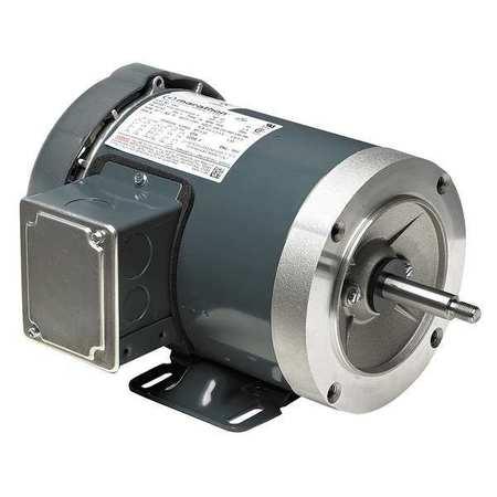Jet Pump Motor 3 Phase 1 HP 3.0/1.5A Model 056T34F99023 by USA Marathon Jet/Well Pump Motors