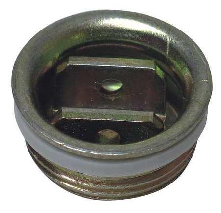 Value Brand Drum Plug Round Head 3/4 In. Steel PK10
