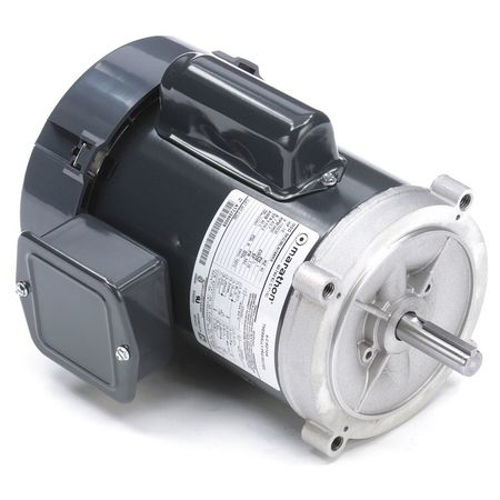 GP Motor 1/2 HP 3450 RPM 115/230V by USA Marathon General Purpose Capacitor Start AC Motors