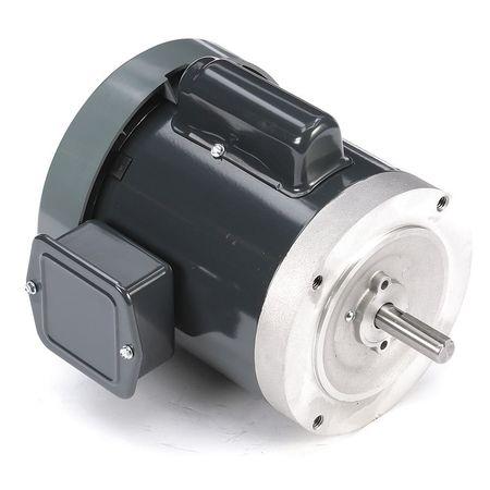 GP Motor 1/2 HP 1725 RPM 115/230V by USA Marathon General Purpose Capacitor Start AC Motors