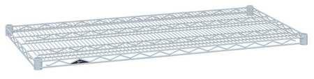 Metro Wire Shelf 21x42 in. White Epoxy PK4