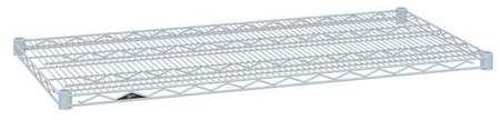 Metro Wire Shelf 14x24 in. White Epoxy Coat