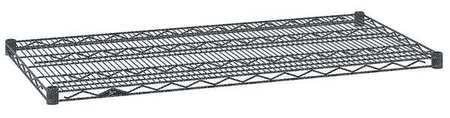 Metro Wire Shelf 21x30 in. Silver Hammertone