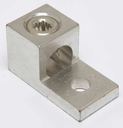 Mechanical Conn 1000 to 500 kcmil 1 Cond by USA Burndy Electrical Wire Mechanical Connectors