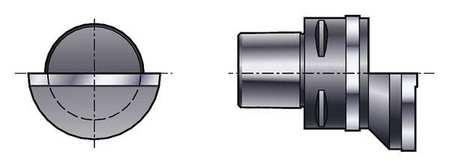 Sandvik Coromant Master Setting Gauge Type C8 MAS 01
