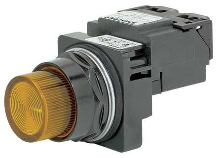 Pilot Light LED Transformer Amb 240VAC by USA Siemens Electrical Control Pilot Lights