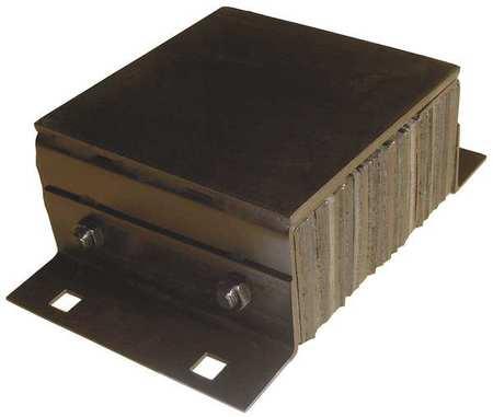 Value Brand Dock Bumper 10x5-1/4x16 In.