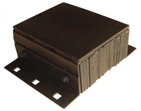 Value Brand Dock Bumper 12x5-1/4x16 In.