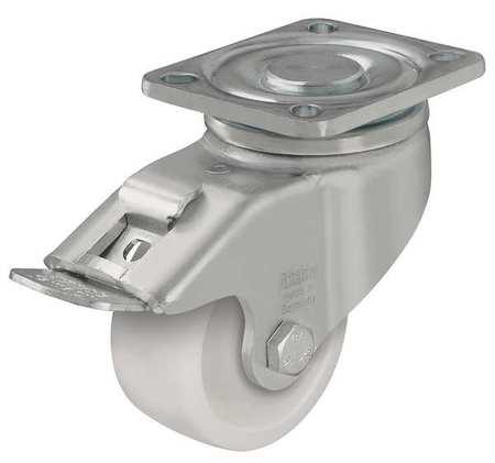 Value Brand Swivel Plate Caster Nylon 3 in. 660 lb.