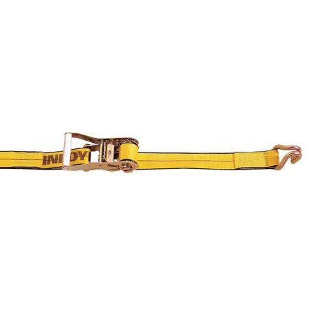 Kinedyne Tie-Down Strap Ratchet 30ft x 2In 3335lb Type 573084GRA