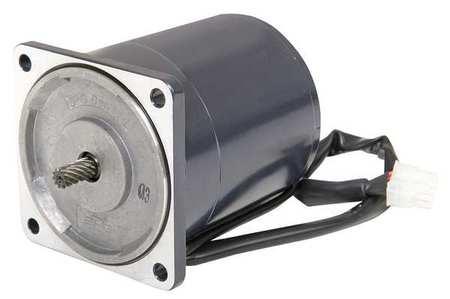 DC Motor PM TENV 1/30 HP 2850 rpm 24VDC by USA Dayton DC Permanent Magnet Motors