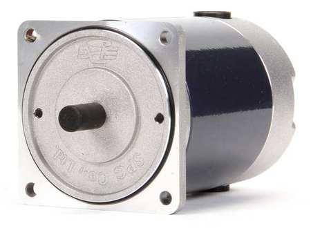 DC Motor PM TENV 1/30 HP 3000 rpm 90VDC by USA Dayton DC Permanent Magnet Motors