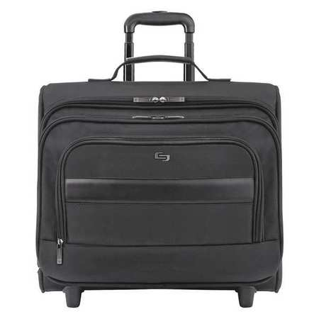 Roller Laptop Case,black,ballistic Poly