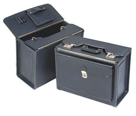 Tufide(R) Catalog Case, Vinyl, Black