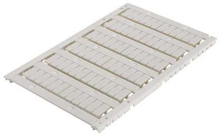Blank Marking Card 72 Characters .41 in by USA Schneider Electrical Terminal Blocks