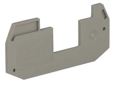 Partition Plate Screw Terminal Double Level by USA Schneider Electrical Terminal Blocks
