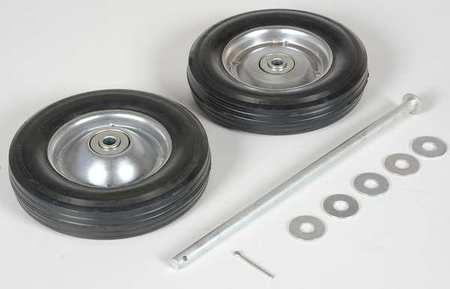 Vestil Wheel Kit 8 In.