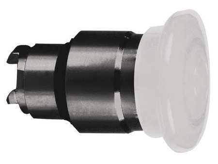 Illum Push Button Operator 22mm Clear by USA Schneider Electrical Illuminated Pushbuttons