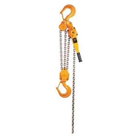 Harrington Lever Chain Hoist 10 ft. Lift 18 000 lb.