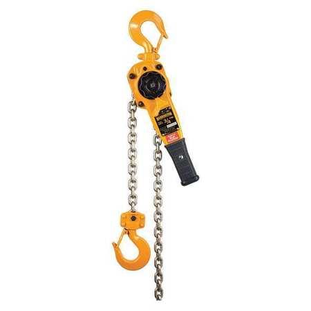 Harrington Lever Chain Hoist 20 ft. Lift 1500 lb.