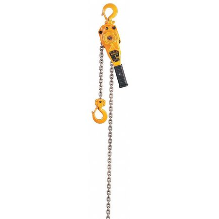 Harrington Lever Chain Hoist 5 ft. Lift 4000 lb.