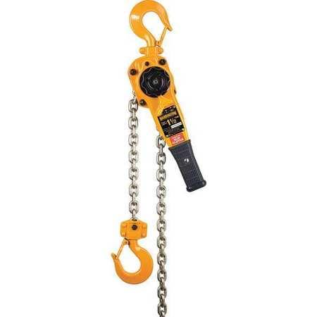 Harrington Lever Chain Hoist 15 ft. Lift 3000 lb.