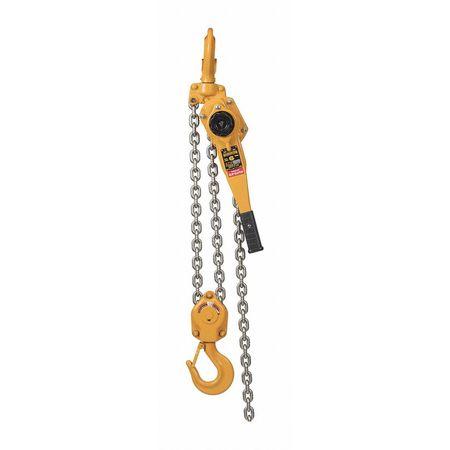Harrington Lever Chain Hoist 10 ft. Lift 12 000 lb.