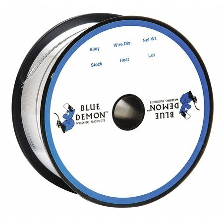 ER70S-2 X .063 steel welding wire TIG 1lb tube Blue Demon