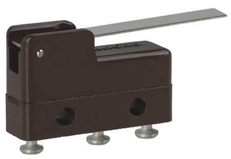 Sub Mini Snap Swch 5A SPDT Strt Lever Model 311SM2 T by USA Honeywell Electrical Enclosed Snap Action Switches