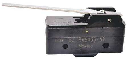 Lg Basic Snap Swch 15A SPDT Strt Lever Model BZ RW8435 A2 by USA Honeywell Electrical Enclosed Snap Action Switches