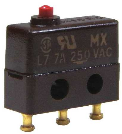 Sub Mini Snap Swch 7A SPDT Pin Plunger Model 1SX74 T by USA Honeywell Electrical Enclosed Snap Action Switches