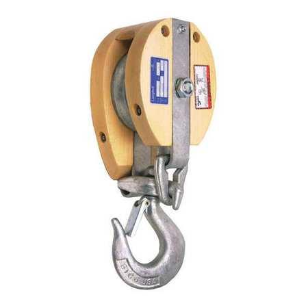 Campbell 3074V 6In Stl Locking Snatch Block Sl