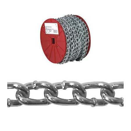 Campbell 2/0 Twist Link Machine Chain 70Ft Reel