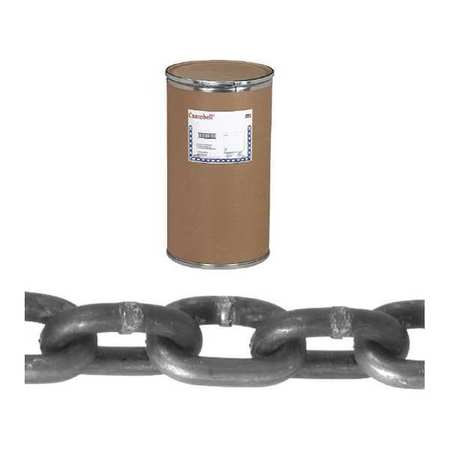 Campbell 3/8In Grade 30 Proof Coil Chain 400Ft Min. Qty 400