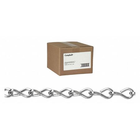Campbell No.16 Single Steel Jack Chain 100Ft Ct Min. Qty 100