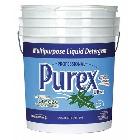 Purex 5 Gal. Pail Mountain Breeze Liquid Laundry Detergent