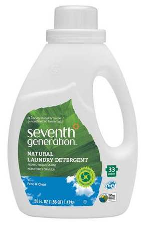 50 Oz. High Efficiency Liquid Laundry Detergent