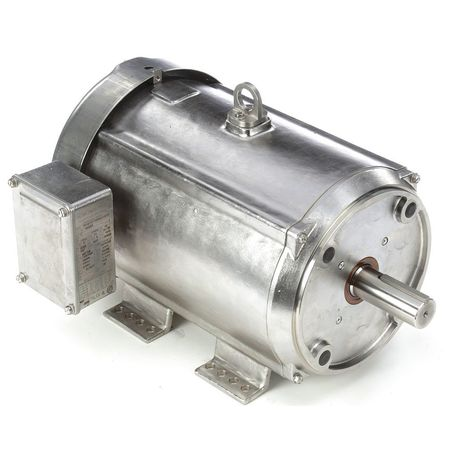 Washdown Mtr 3 Ph TEFC 10 hp 1765 rpm by USA Marathon DC Washdown Motors
