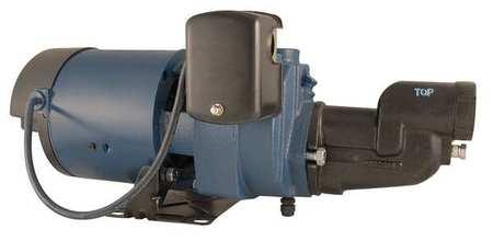 Jet Pump System Shallow Well 1 HP by USA Flint & Walling Jet/Well Pump Motors