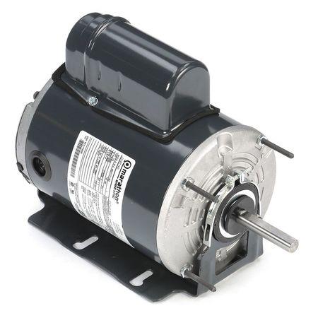 Motor PSC 1/4 HP 1625 RPM 115/230 V by USA Marathon HVAC Belt Drive Motors
