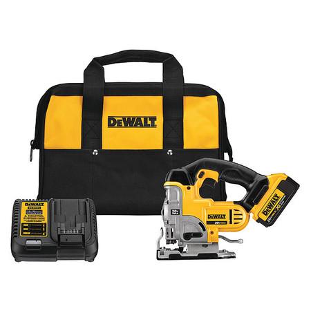 DeWALT DCS331M1 20V Max Lithium-Ion Cordless Jig Saw Tool Kit