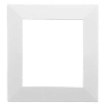 Wall Box Flange Trim Ring 2 Gang Wh by USA Hubbell Kellems Electrical Raceway Fitting Accessories