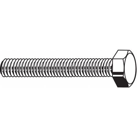 Class 8.8 Coarse Hex Head Cap Screws, FABORY M01000.060.0065 M6-1.00 x 65 mm
