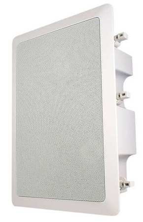 Speaker with Backbox White by USA Speco Audio Speakers
