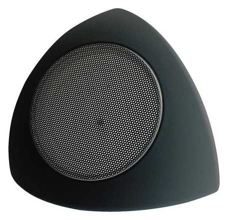 Indoor Modular Speaker Black by USA Speco Audio Speakers