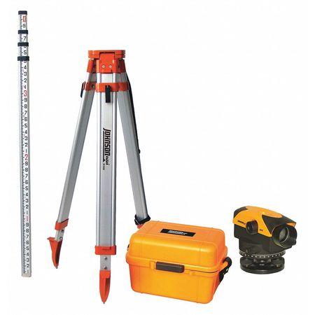 Automatic Level Kit,30X,400 ft