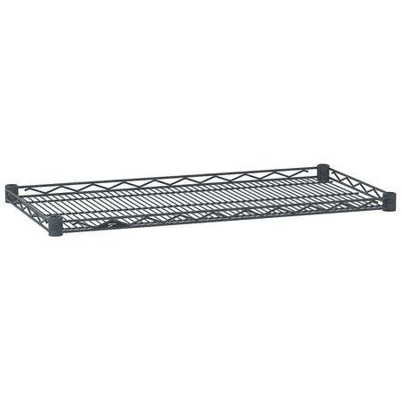 Metro Wire Shelf DropMat 14x36 Silver Epoxy Type HDM1436-DSH