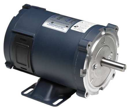 PM DC Motors PM TENV 1/3HP 1800rpm 12 by USA Marathon DC Permanent Magnet Motors