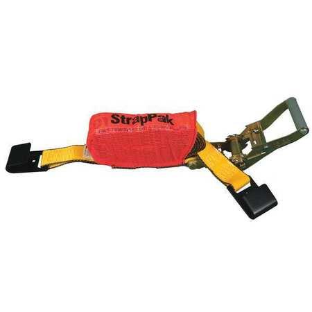 Kinedyne Tie-Down Strap Ratchet 30ft x 2In 3335lb Type 513020PAKGRA